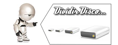 Dividir Disco